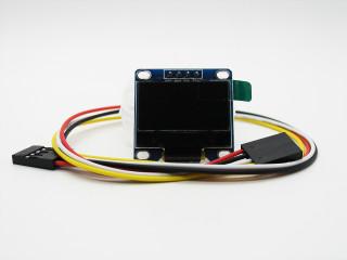"Custom 0.96"" I2C OLED Screen (Yellow/Blue)"