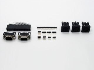 ICS64S connector & header kit