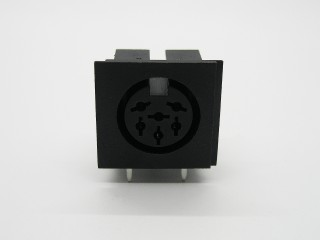 6 Pin DIN Connector