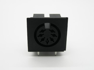 7 Pin DIN Connector